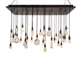 INDUSTRIAL CHANDLIERS