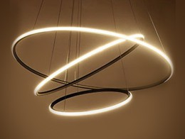 LED CHANDLIERS