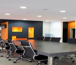 Linear lighting for Office spaces