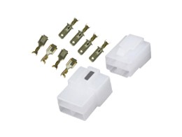 CONNECTORS & FASTNERS