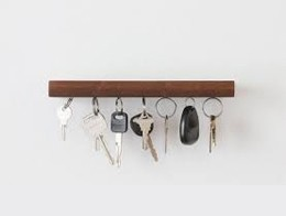 KEYCHAIN HOLDERS