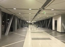 Metro Link Bridge Ceiling Downlights