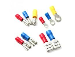 Cable crimp connectors